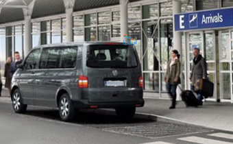 استقبال المطار - انطاليا