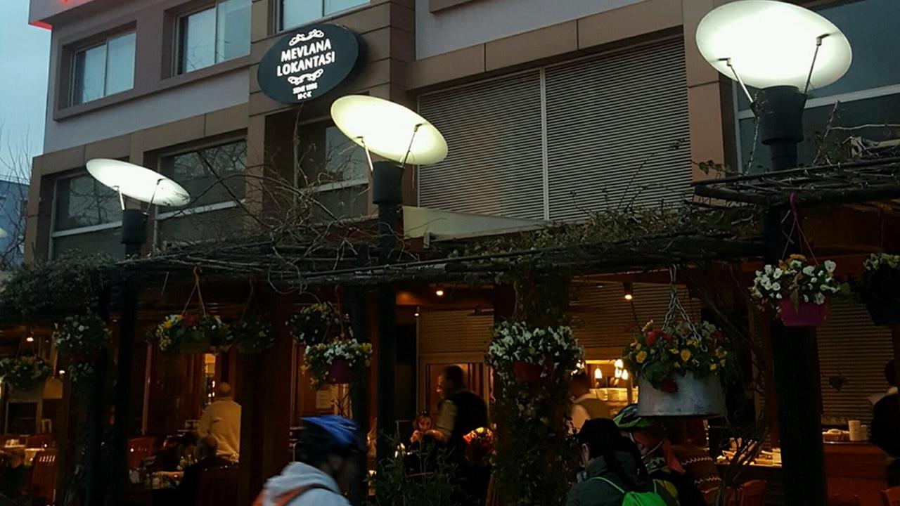مطعم مولانا