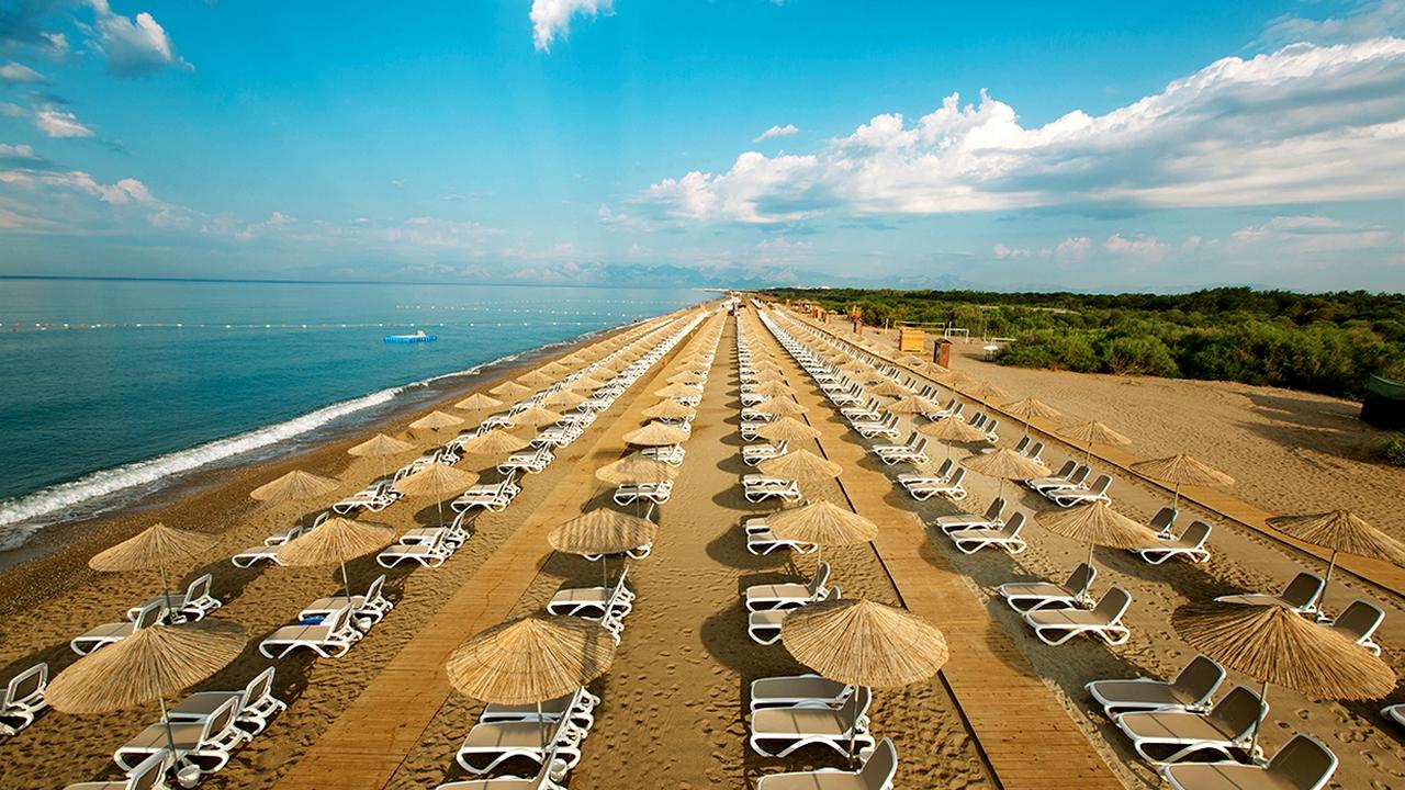 شاطئ بيليك | انطاليا