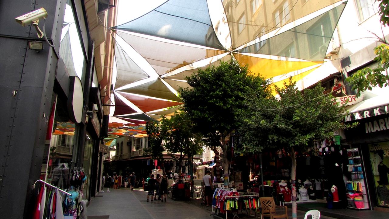 سوق البلدة القديمة | انطاليا