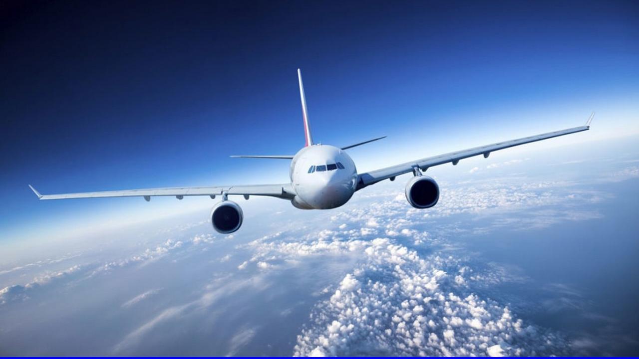 إعلان عن الرحلات الجوية المباشرة  الي انطاليا
