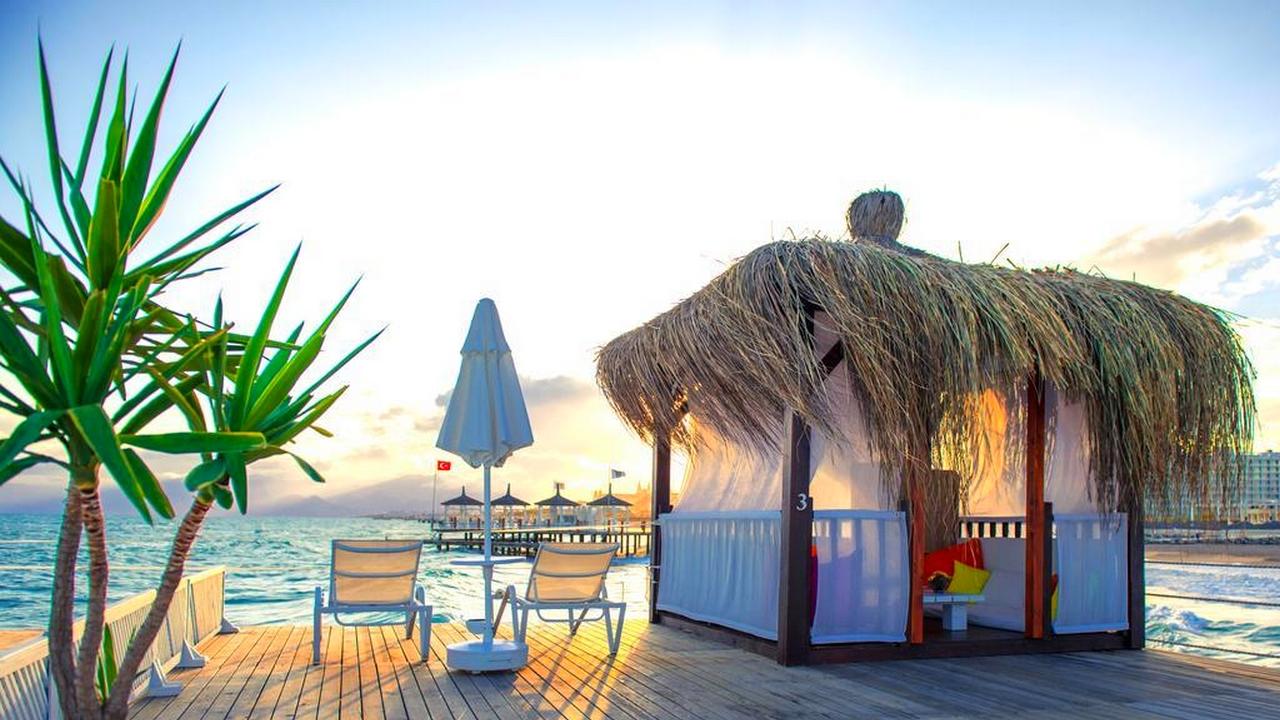 أفخم وأفضل 10 فنادق في أنطاليا