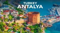 أنطاليا التركية تحطم رقمًا قياسيًّا في جذب السياح لعام 2018