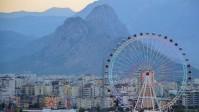 إفتتاح أكبر عجلة دوارة في تركيا