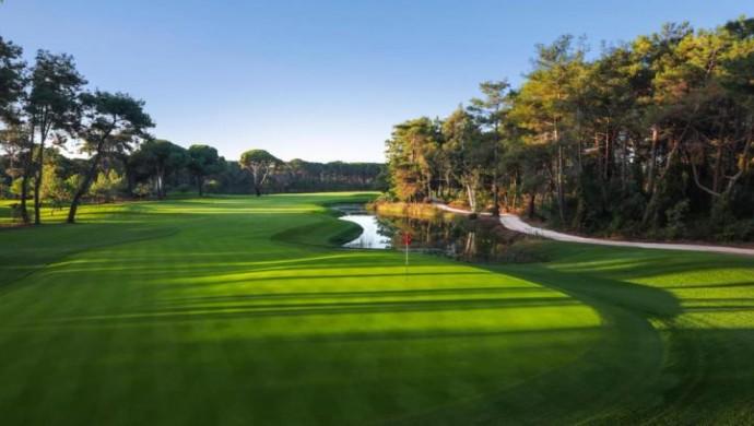 أهم وأشهر ملاعب الجولف في بيليك - أنطاليا