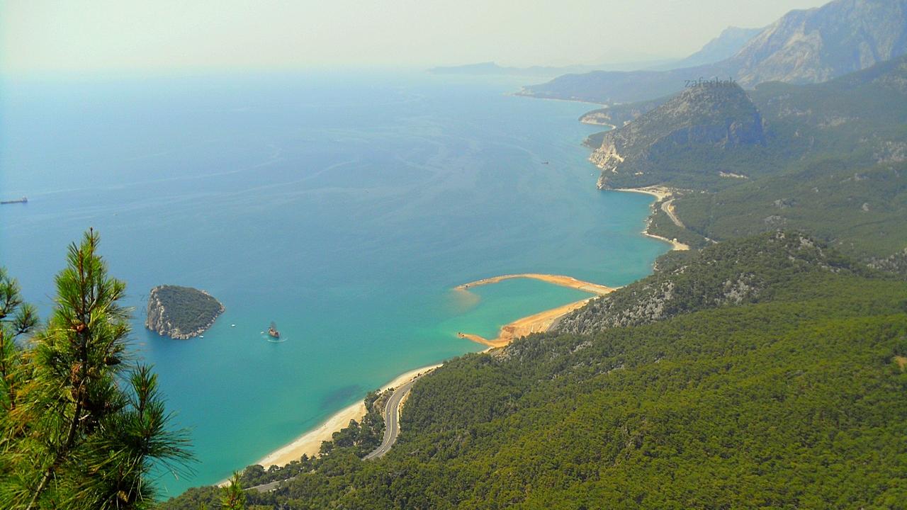 جزيرة السلحفاء | أنطاليا