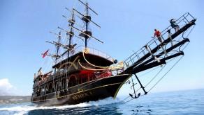 رحلة القارب | كيمر - انطاليا