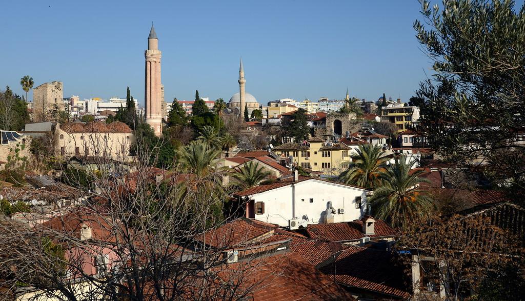 """البلدة القديمة """"الكالتشي"""""""