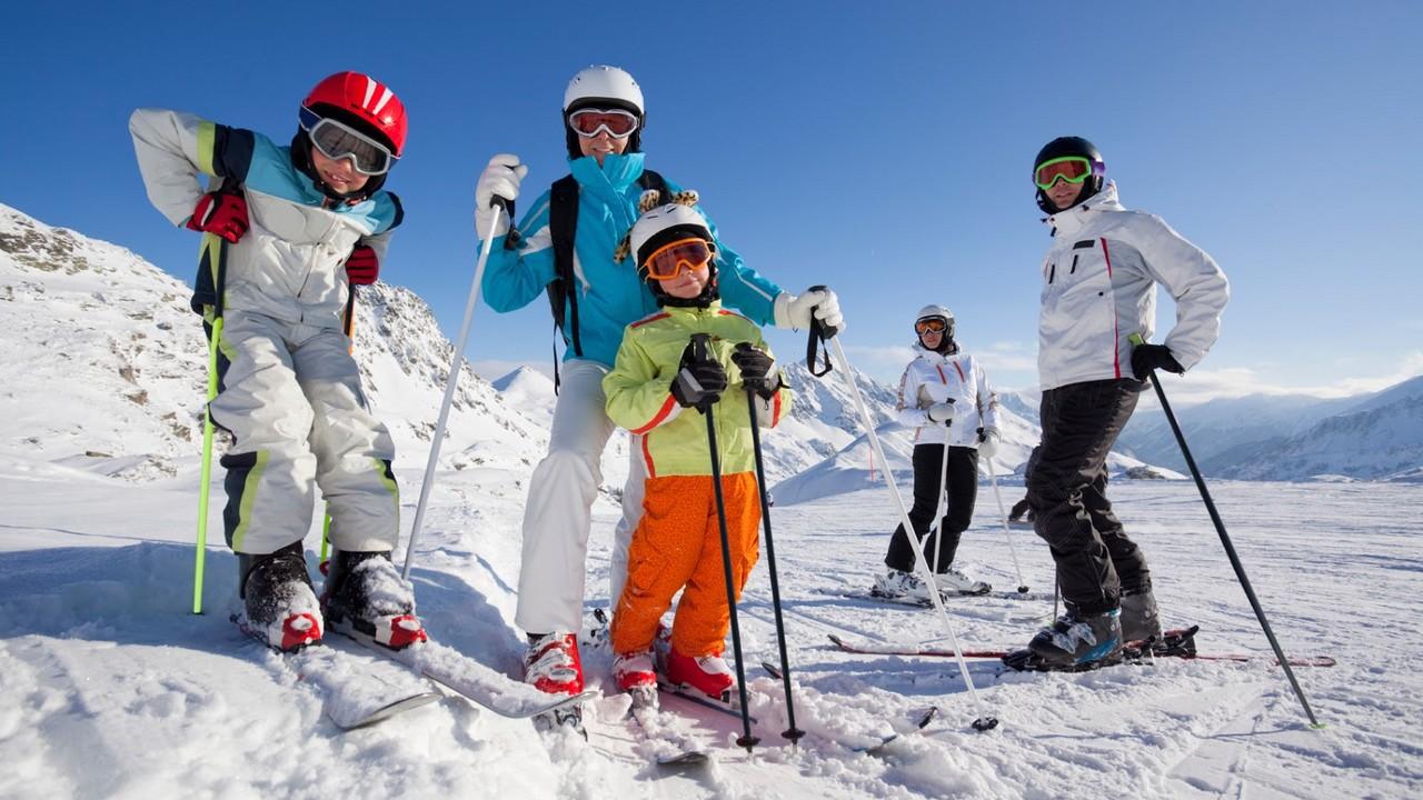 منتجع ساكلكنت للتزلج