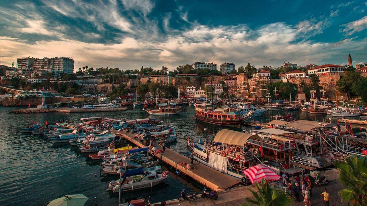 المارينا | الميناء القديم | أنطاليا