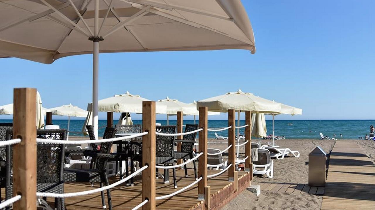 شاطئ لارا | أنطاليا