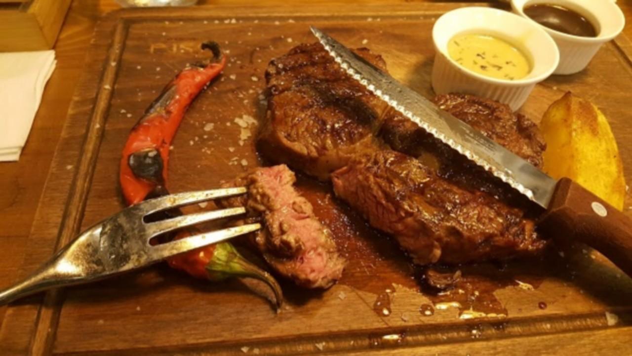 مطعم اسطة اللحم