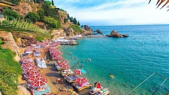 شاطئ Mermerli