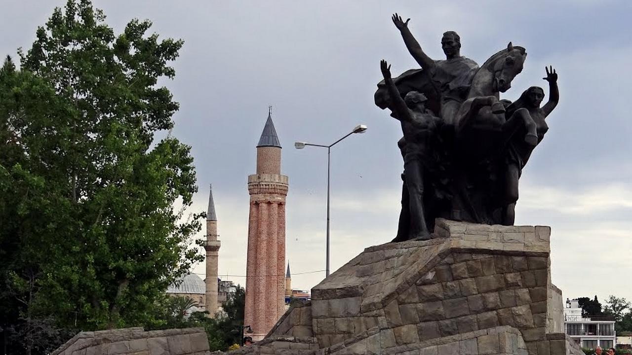 ميدان الجمهورية | أنطاليا