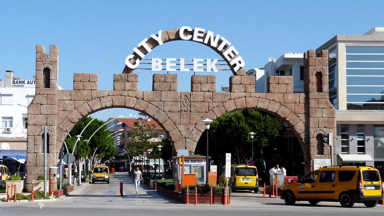 إحدي أشهر المنتجعات السياحية في تركيا