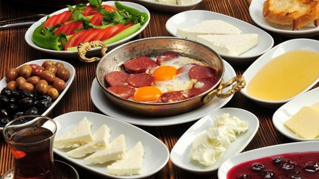 مطاعم تشكيرلار للإفطار