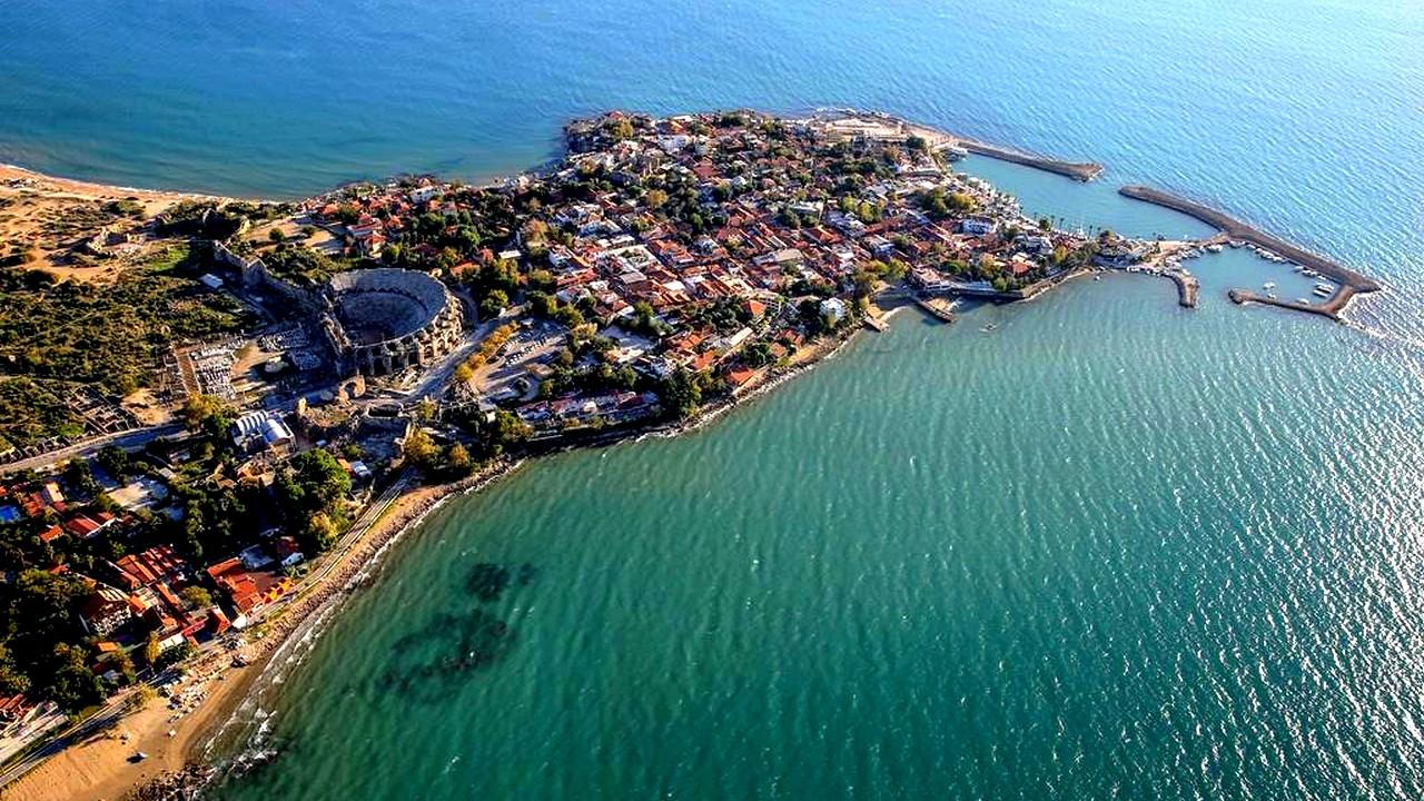أسبندوس | أنطاليا