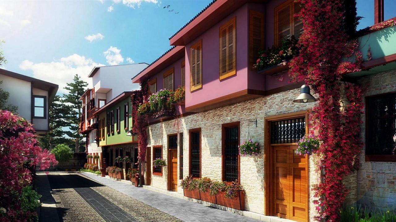 البلدة القديمة | كالتشي | أنطاليا