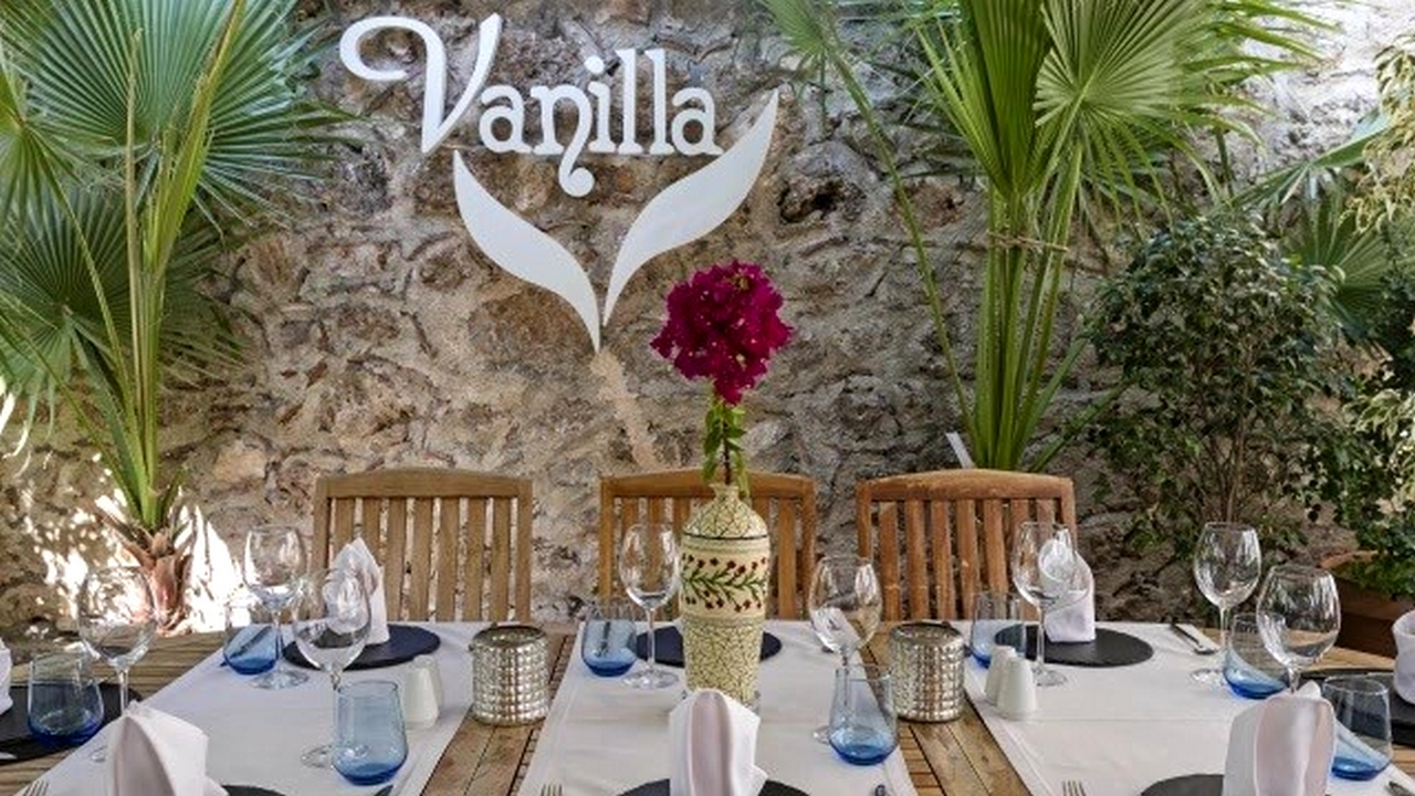 مطعم فانيلا