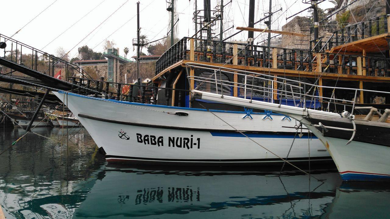 جولة القارب | الميناء القديم | أنطاليا
