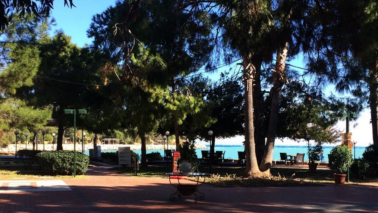 شاطئ اوليموس | أنطاليا