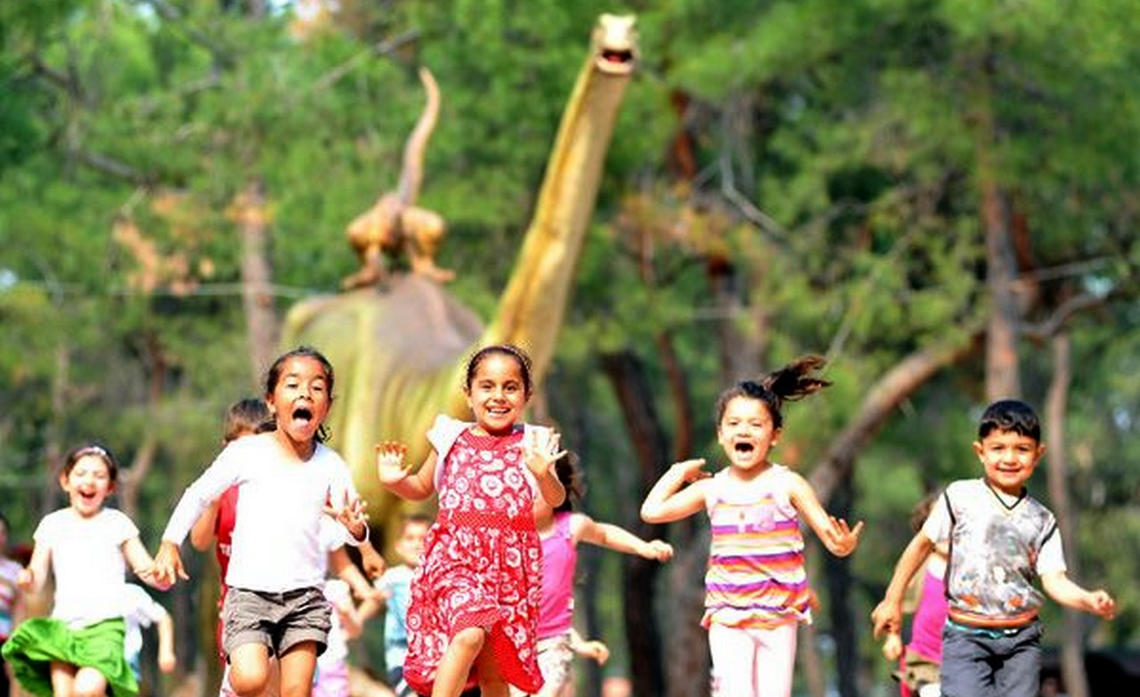 ينوبارك هي إحدي الأماكن المحبوبة والمرغوبة للأطفال
