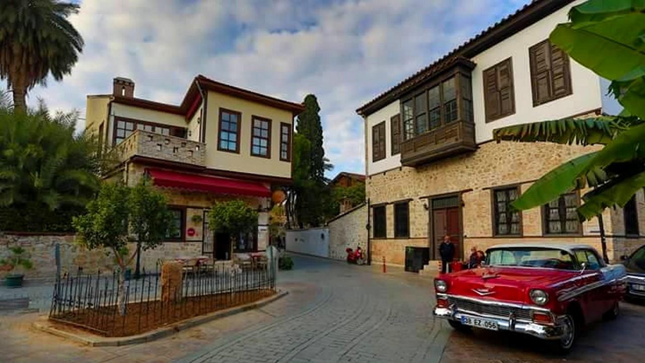 البلدة القديمة | أنطاليا