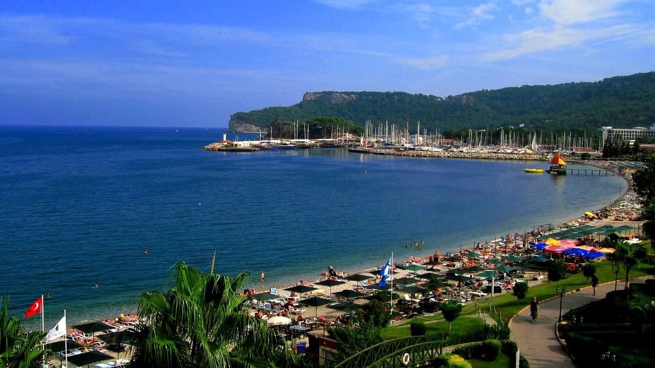 شاطئ فاسيليس | أنطاليا