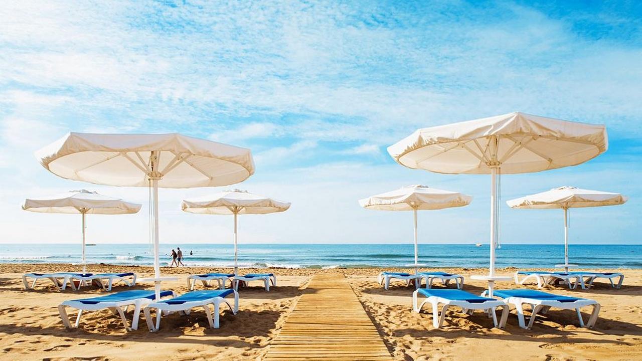 شاطئ سيدا | أنطاليا