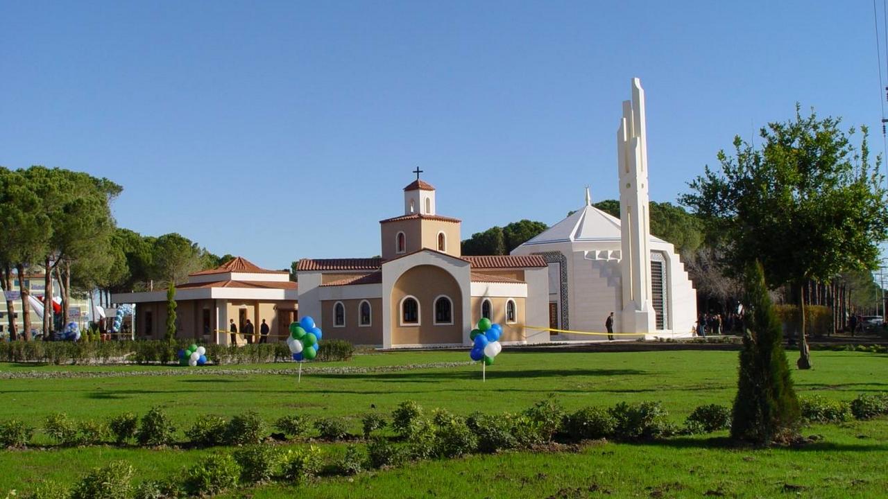 حديقة الأديان