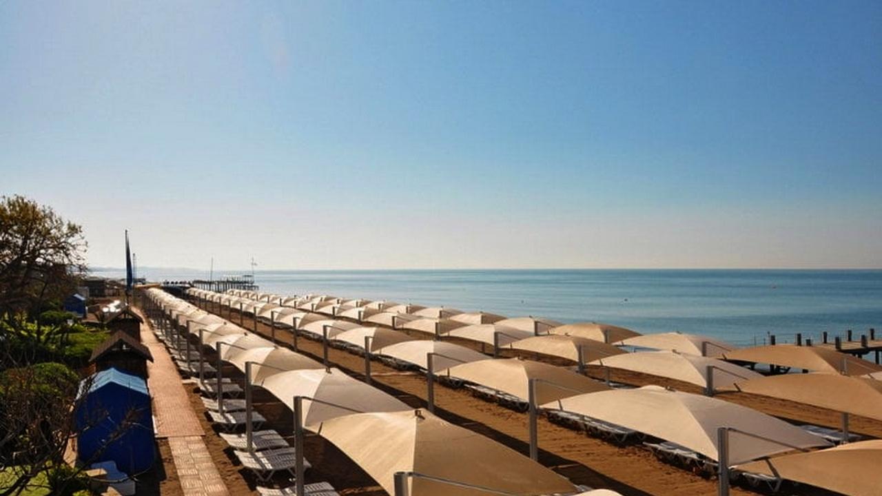 شاطئ بيليك | أنطاليا